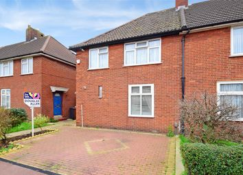 Thumbnail 3 bed end terrace house for sale in Stamford Road, Dagenham, Essex