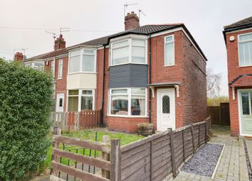 Thumbnail 2 bed end terrace house for sale in Woodlands Road, Hull