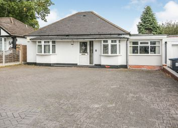 3 bed detached bungalow for sale in Common Lane, Sheldon, Birmingham B26