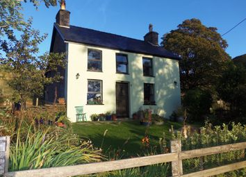 Thumbnail 2 bed detached house for sale in Ponterwyd, Aberystwyth