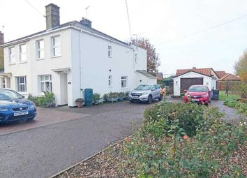 Thumbnail 2 bed semi-detached house for sale in Sawmills, Ashfield Road, Elmswell, Bury St. Edmunds