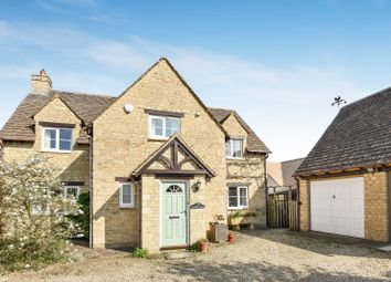 Thumbnail 4 bed detached house to rent in Bushey Drive, Clanfield, Bampton