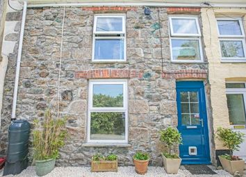 Thumbnail 2 bed terraced house for sale in Beacon, Camborne, Cornwall