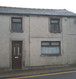 Thumbnail 2 bed end terrace house to rent in Upper High Street, Rhymney