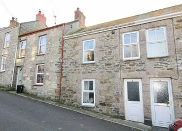 Thumbnail 2 bed cottage for sale in Thomas Terrace, Porthleven, Helston