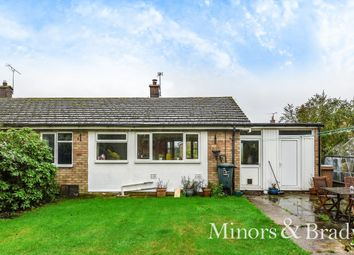 Thumbnail 2 bed semi-detached bungalow for sale in St. Marys Close, South Walsham, Norwich