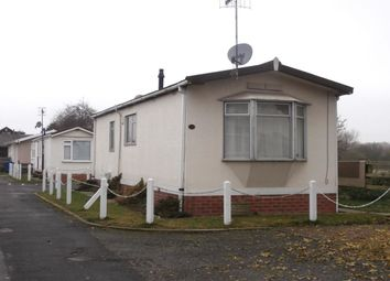 Thumbnail 1 bed bungalow to rent in Riverdale Park Bent Lane, Staveley, Chesterfield
