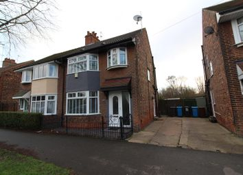 4 bed semi-detached house for sale in Goddard Avenue, Hull HU5