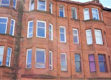 Thumbnail 1 bed flat for sale in 174 Newlands Road, Glasgow