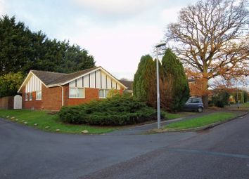 Thumbnail 5 bed detached bungalow for sale in Okebourne Park, Swindon