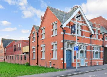Thumbnail 2 bed flat for sale in Johnston Road, Woodford Green, Essex