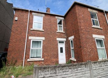 Thumbnail 3 bed semi-detached house to rent in Lindley Street, Selston, Nottingham