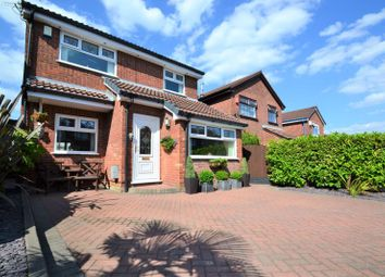 Thumbnail 3 bed detached house for sale in Ellerby Avenue, Swinton, Manchester