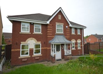 Thumbnail 4 bed detached house to rent in Darley Drive, Wolverhampton