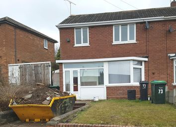Thumbnail 3 bed property to rent in Tanhouse Avenue, Great Barr, Birmingham