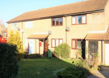Thumbnail 2 bed terraced house to rent in Downland, Two Mile Ash