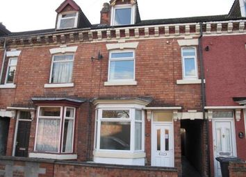 Thumbnail 3 bed terraced house to rent in Nottingham Road, Kegworth, Derby