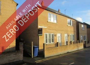 Thumbnail 3 bed semi-detached house to rent in St Thomas Mews, Cross Street, Gainsborough