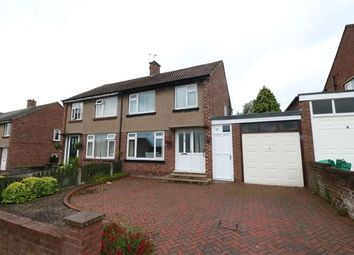 Thumbnail 3 bed semi-detached house for sale in Hopes Hill Drive, Carlisle, Cumbria