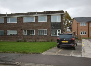 Thumbnail 2 bed flat for sale in Rowan Drive, Ponteland, Newcastle Upon Tyne