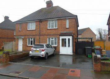 Thumbnail 2 bed semi-detached house for sale in Hampden Avenue, Eastbourne
