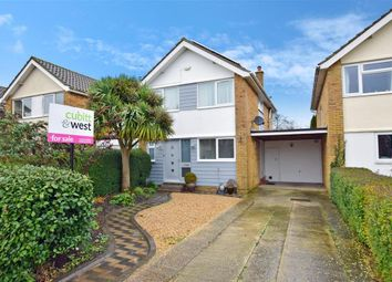 Thumbnail 3 bed link-detached house for sale in St. Leodegars Way, Hunston, Chichester, West Sussex