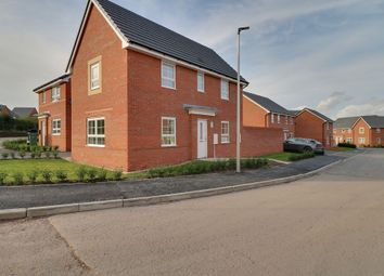 Thumbnail 3 bed detached house to rent in Redwing Street, Winsford
