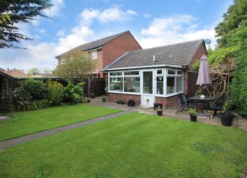 Thumbnail 2 bed semi-detached bungalow for sale in Otter Drive, Mulbarton, Norwich