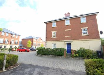 Thumbnail 4 bed link-detached house to rent in Alderely Road, Swindon, Wiltshire