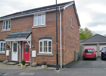 Thumbnail 2 bed semi-detached house for sale in Springfield Drive, Calne