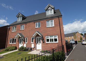 Thumbnail 4 bed detached house for sale in Cefn Adda Close, Newport