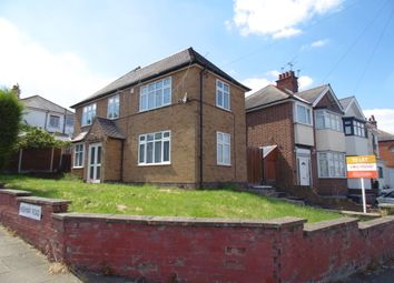 Thumbnail 3 bed detached house to rent in Highway Road, Leicester, Leicestershire