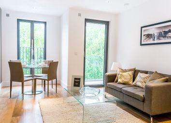 Thumbnail 1 bedroom flat to rent in Bonchurch Road, Portobello Square, Ladbroke Grove