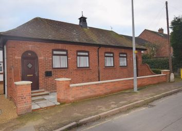 Thumbnail 1 bed detached bungalow for sale in George Street, Bletchley, Milton Keynes