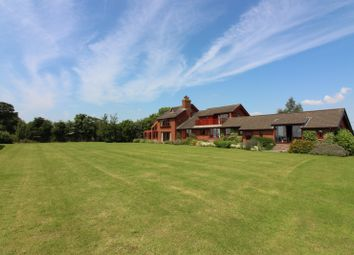 Thumbnail 4 bed detached house for sale in Town End, Out Rawcliffe, Preston