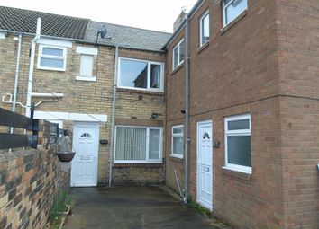 Thumbnail 3 bed flat for sale in Hawthorn Road, Ashington