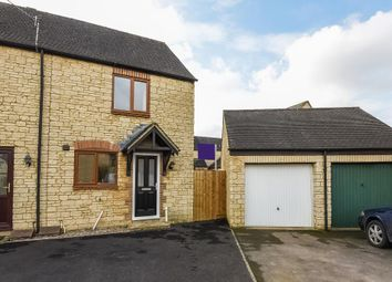 Thumbnail 2 bedroom end terrace house for sale in Painswick Close, Deer Park