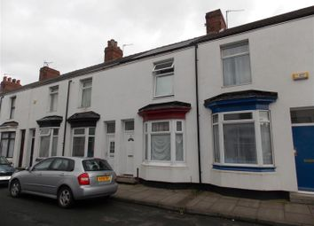 Thumbnail 2 bedroom terraced house for sale in Carlow Street, Middlesbrough