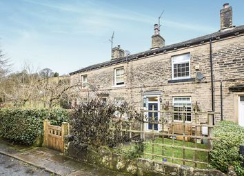 Thumbnail 2 bed terraced house for sale in Goit Side, Booth, Luddenden, Halifax