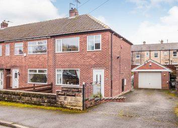 Thumbnail 3 bed end terrace house for sale in St. Peg Close, Cleckheaton, West Yorkshire