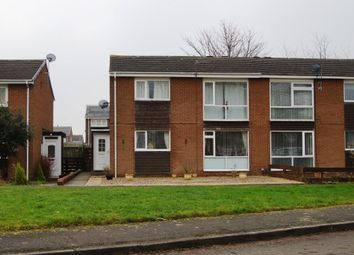 Thumbnail 2 bedroom flat for sale in Mitford Drive, Sherburn Village, Durham