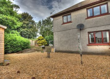 Thumbnail 4 bed terraced house for sale in Broomlands Road, Dreghorn, Irvine