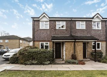 Thumbnail 2 bedroom end terrace house for sale in Peregrine Gardens, Shirley, Croydon, Surrey