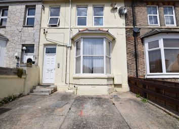 Thumbnail 1 bed flat to rent in Hanover Road, Weymouth