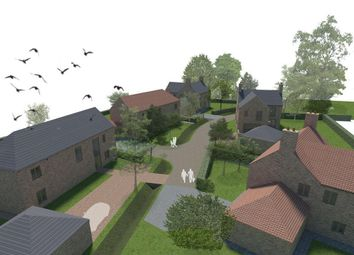 Thumbnail 4 bed detached house for sale in The Stocks, Church Lane, Alvingham
