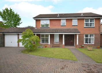 4 bed detached house for sale in Grange Road, Camberley, Surrey GU15