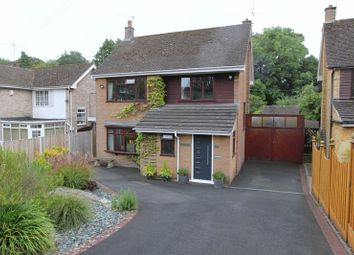Thumbnail 3 bed detached house for sale in Werburgh Drive, Trentham, Stoke-On-Trent