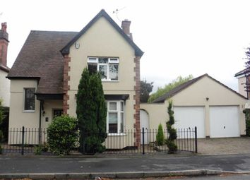 Thumbnail 3 bedroom detached house for sale in Southfield Road, Burbage, Hinckley