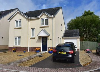Thumbnail 4 bedroom detached house for sale in Moorland Green, Gorseinon, Swansea