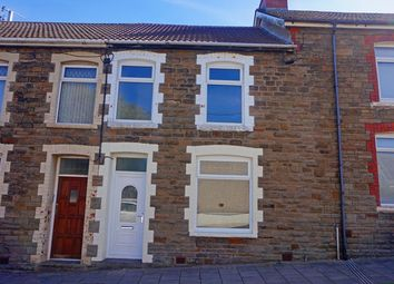 Thumbnail 3 bed terraced house for sale in Pengam Street, Glan Y Nant, Pengam